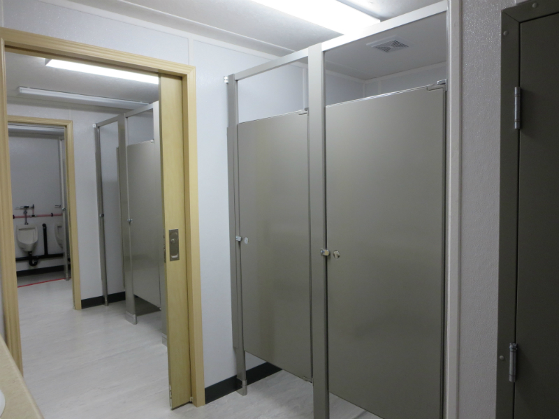 12×40 Self-Contained Lavatory