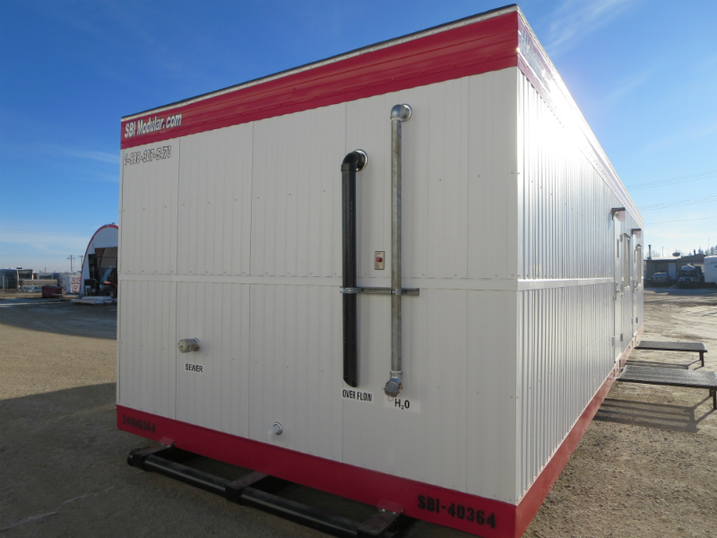 12×40 Self-Contained Office